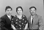 Joe Lira, Rosa Chacon Lira, and Juan Lira