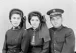 Lieutenant Bravo, Francis Candelaria Martinez, Capt. Tobias Martinez