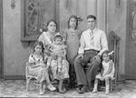 Beatriz and Ruperto Ramirez and children: Micaela, Juanita, Maria, and Gregoria