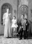 Ignacio Romo and Family