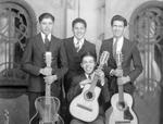 Cirilo Villazana, Cipriano Castillo, Jesus Lamarque, Vicente Hernandez