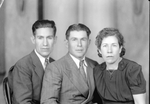 Unidentified Men and Woman