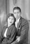 Ponchita (Alfonsa?) and Jose Gutierrez