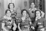 Maria, Genoveva, Altagracia, Anita, and Juanita Viramontes