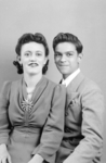 Unidentified Woman and Man