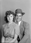 Adela Enriquez Galindo and Francisco Galindo