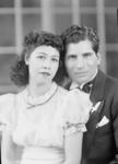 Enrique Moncada and Guadalupe Aguirre Moncada