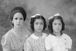 Florentina, Carmen, and Martha Velasquez