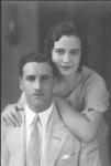 Lilo Hernandez and Maria de Lourdes (Lewels) Hernandez