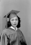 Unidentified Woman Graduate
