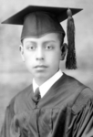 Unidentified Graduate Man
