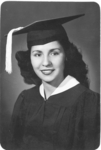 Unidentified Female Graduate