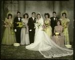 Márquez-Pérez wedding