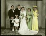 Wedding of groom Trejo and bride Franco