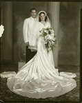 Unidentified Bride and Groom