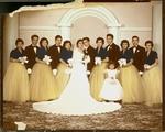 Wedding of Irene Holguin and Willie Pérez