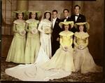 Wedding of Bertha Terrazas and Joseph Collins