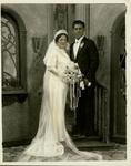Esther Vasquez and Victor Grijalva