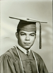 Unidentified Male Graduate