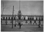 Mexico City, Palacio de Gobierno