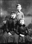 Gertrude Fitzgerald PhotographsGertrude Fitzgerald biographical material, Portrait Photo, Fitzgerald children.
