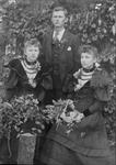 Gertrude, Frank, & Edith Fitzgerald