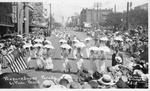 El Paso, Texas, downtown, parade