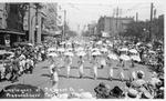 El Paso, Texas, downtown, parades