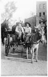 El Paso, Texas, Fitzgerald family, parade