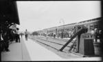 Ciudad,Juárez, Mexican railroad, Track No. 1