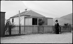 El Paso, Texas, House, Woman