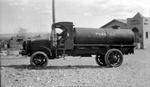 El Paso, Texas, Fuel truck