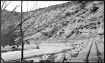 Madera, Chihuahua, landscape, train track