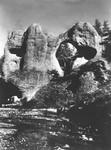 Valle de las Cuevas, Chihuahua. Cliff Dwelling.