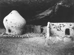 Valle de las Cuevas, Chihuahua. Cliff Dwellings.