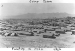 El Paso Texas, Fort Bliss , Camp Cotton
