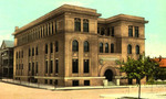 El Paso, Texas. Y.M.C.A. Building.