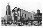 Ciudad Juárez, México. Nuestra Señora de Guadalupe Mission