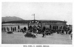 Ciudad Juárez, México. Bull Ring