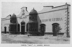 Ciudad Juárez, México. Public jail.