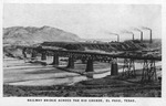 Railway Bridge across the Rio Grande,