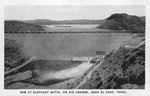 New Mexico, Elephant Butte Dam.