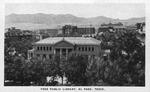 El Paso, Texas. Public Library.