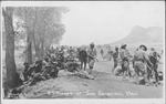 U.S. Troops at San Geronimo, Mexico