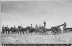 U.S. Artillery at Ft. Sill