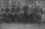 Brigade Staff 1918