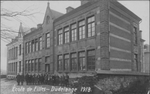 Luxembourg School in 1918