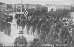 American soldiers in Luxembourg, 1918