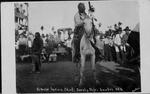 Apache on Horse