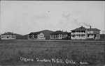 Ft Sill, Oklahoma, Officers' Quarters